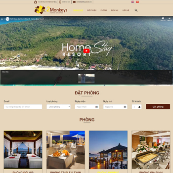 2 Monkeys Home Stay