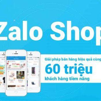Quảng cáo sản phẩm trên Zalo