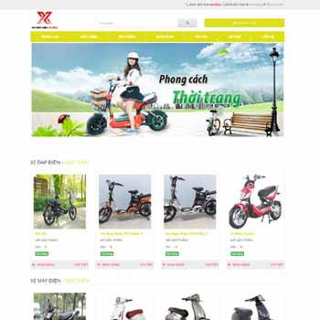 Xe đạp điện XuXu