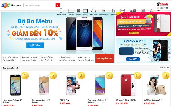Thiết kế website bán hàng online tại đà nẵng