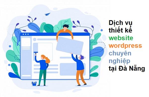 Dịch vụ thiết kế website wordpress tại Đà Nẵng