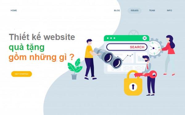 Thiết kế website quà tặng đà nẵng