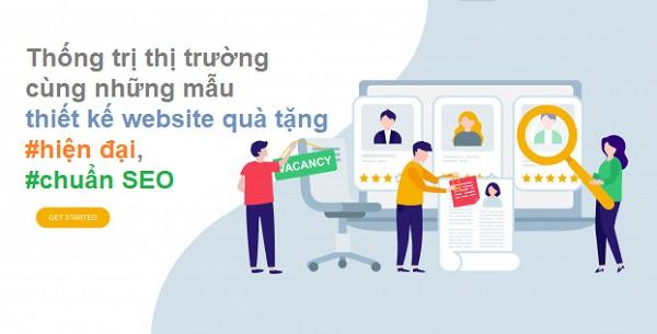 Thiết kế website quà tặng tại Đà Nẵng