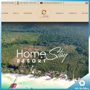 Bàn giao dự án du lịch GoHome
