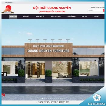 Bàn giao dự án của Nội Thất Quang Nguyễn