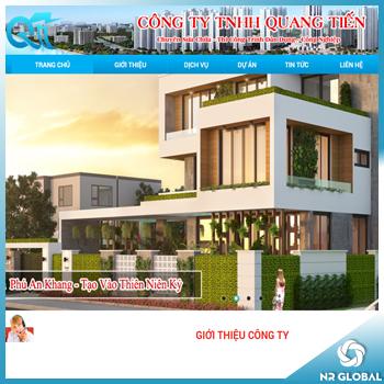 Bàn giao dự án dịch vụ sửa chửa Quang Tiến