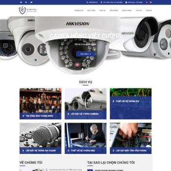 Mẫu bán hàng Camera 1