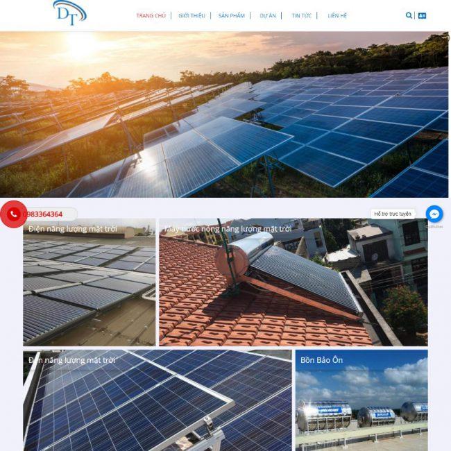 Website Megasun Đà Nẵng