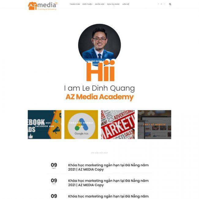 Website AZ Media