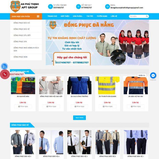 Website An Phú Thịnh Group