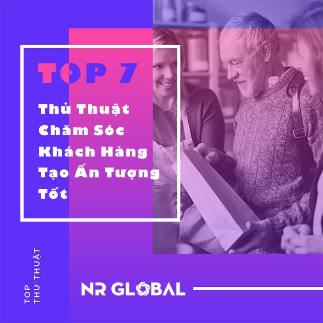 Top 7 thủ thuật chăm sóc khách hàng ấn tượng tốt